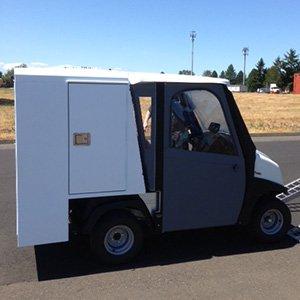 club-car-carryall-300-l-shape-square