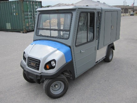Club Car Carryall 300 Cab Enclosure