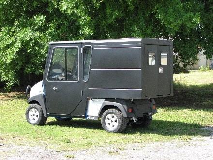 Club Car Carryall 500 Cab Enclosure