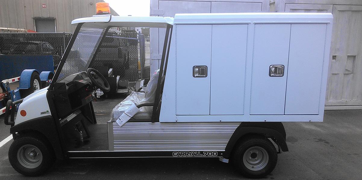 Club Car Carryall 6 Carryall 700 Food Service Box
